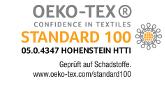 SachMed-Produkte sind OEKO-Tex zertifiziert